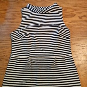 Gorgeous striped boden dress, US8R